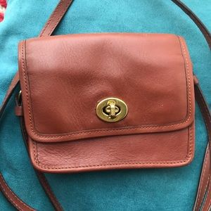 Coach crossbody/over the shoulder mini purse